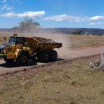 Civil works underway at Cattle Hill Wind Farm site